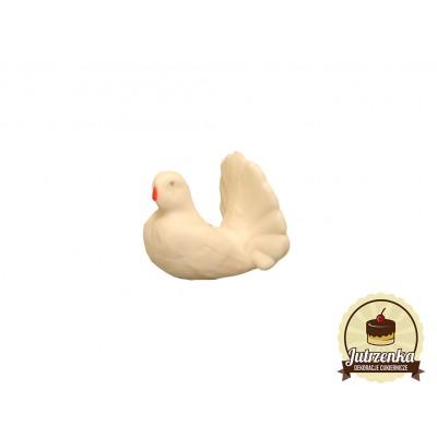 Figurka cukrowa gołąbek mały