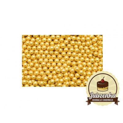 Kulki złote średnie 6mm 85g