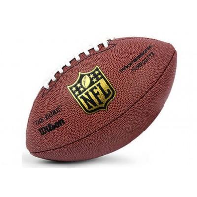 Nadruk jadalny Piłka NFL Wilson 01