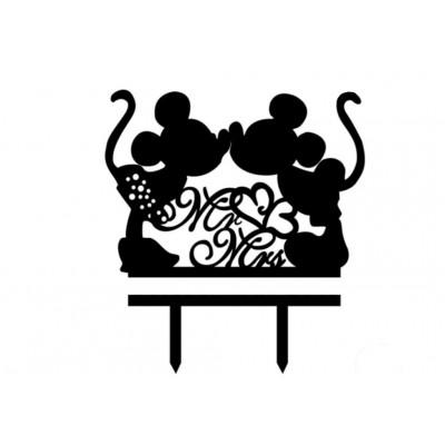 topper na tort myszka mickey