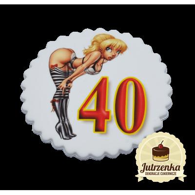 w dniu 40 urodzin dla pana