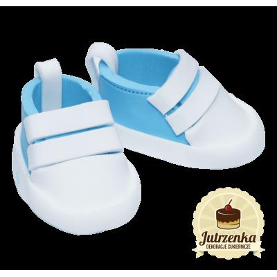 buciki cukrowe niebieskie