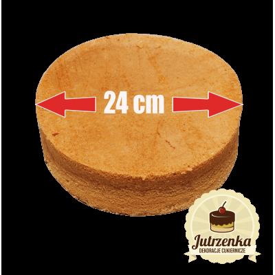 biszkopt 24 cm
