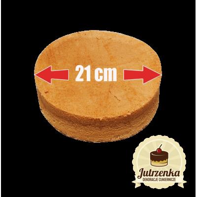 biszkopt 21 cm