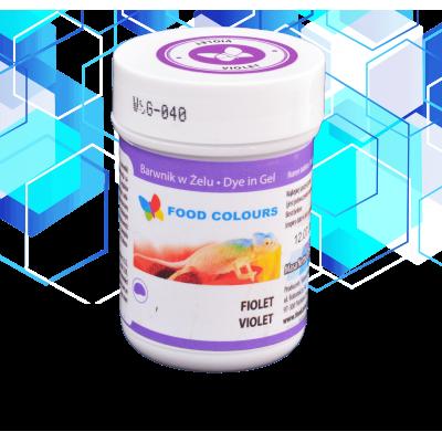 spożywczy barwnik fioletowy 35g