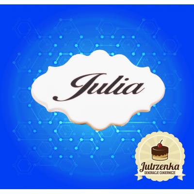 julia-cukrowa-tabliczka-imię