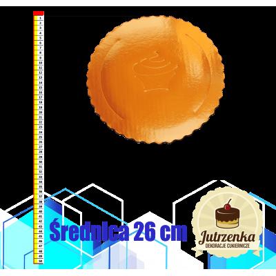 Podkład-pod-tort - średnica-26-cm-EB