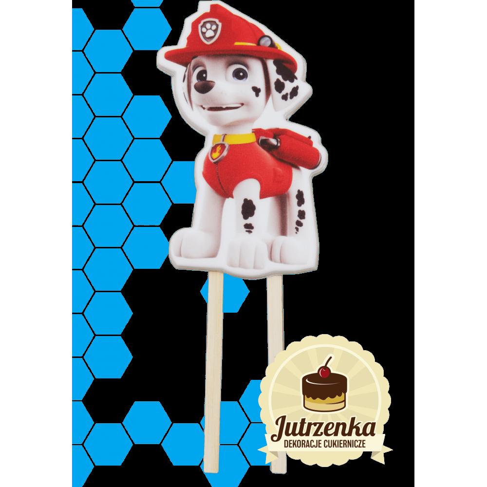 Figurka-cukrowa-2D-DOG-MARSHAL