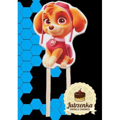 Figurka-cukrowa-2D-DOG-SKYE