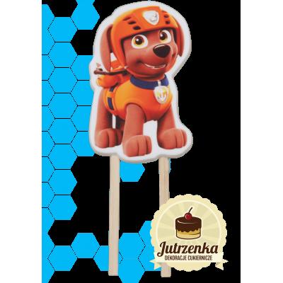 Figurka-cukrowa-2D-DOG-ZUMA