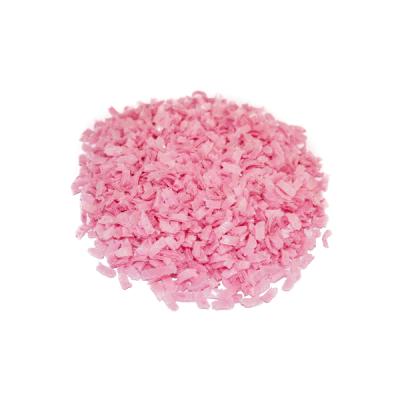 posypka waflowa różowa jasna