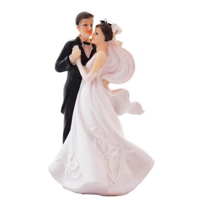 Figurka z tworzywa sztucznego Młoda Para taniec