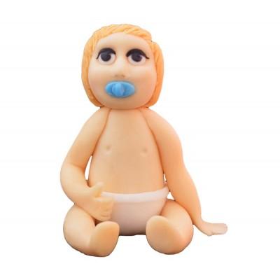 Figurka cukrowa Bobas chłopiec