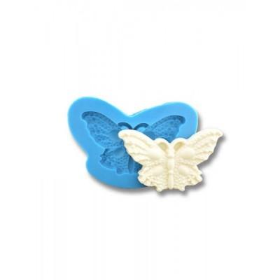 Motylek mały - Forma silikonowa