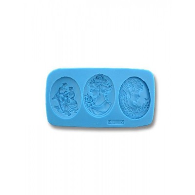 3 Cameo - Forma silikonowa