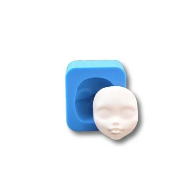 Głowa Monsterki - Forma Silikonowa