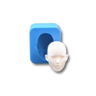 Głowa Męska 7 - Forma Silikonowa