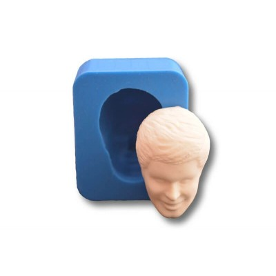 Głowa Męska 6 - Forma Silikonowa