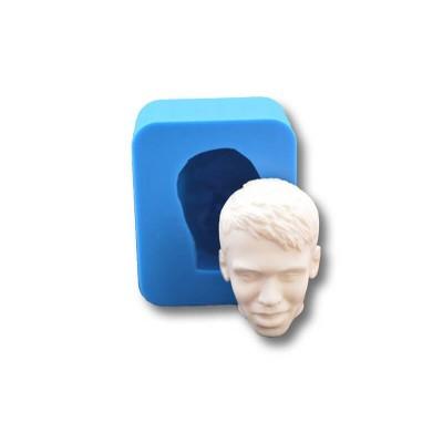 Głowa Męska 5 - Forma Silikonowa