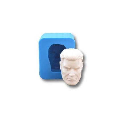 Głowa Męska 1 - Forma Silikonowa