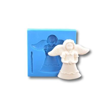 Anioł - Forma Silikonowa