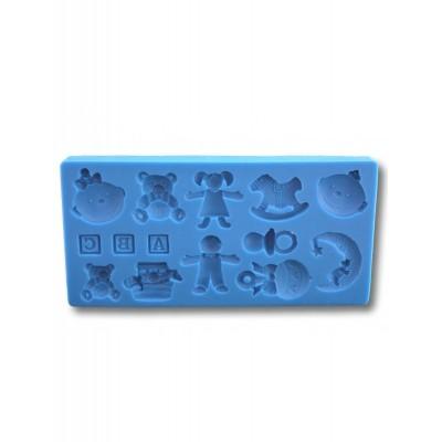 Mini Figurki - Forma Silikonowa