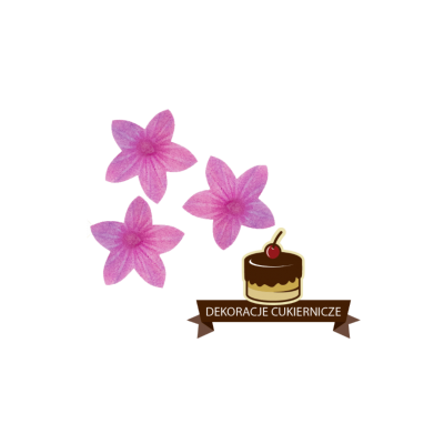 Kwiatki mini 40 szt.