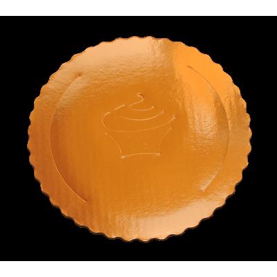podkład gruby karbowany