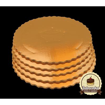podkład pod tort gruby karton