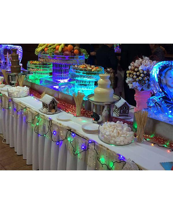 wypożyczalnia fontann czekoladowych