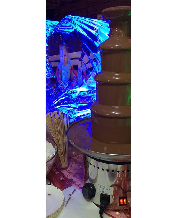 fontanna czekoladowa wypożyczalnia